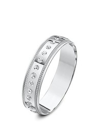 Bague blanche Theia