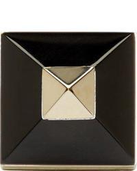Bague noire Givenchy