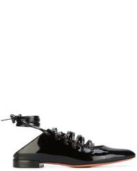 Ballerines noires Givenchy