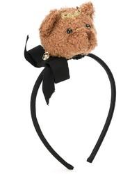 Bandeau noir Dolce & Gabbana