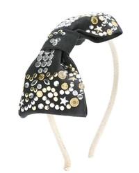 Bandeau noir Simonetta