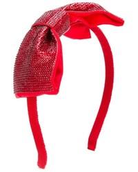 Bandeau rouge Simonetta