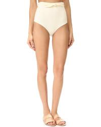 Bas de bikini beige Mara Hoffman