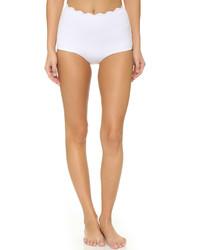 Bas de bikini blanc Marysia Swim