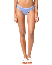 Bas de bikini bleu clair adidas by Stella McCartney