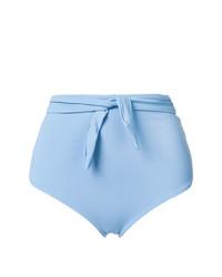 Bas de bikini bleu clair Mara Hoffman
