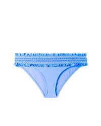 Bas de bikini bleu clair Tory Burch