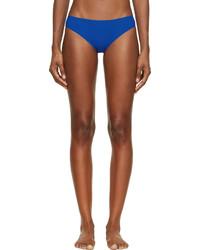 Bas de bikini bleu Alexander Wang