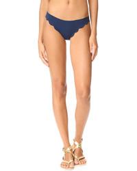 Bas de bikini bleu Marysia Swim