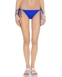 Bas de bikini bleu Milly