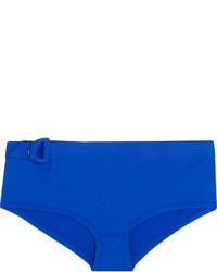 Bas de bikini géométrique bleu Eres