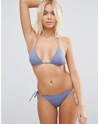 Bas de bikini gris Asos