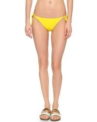 Bas de bikini jaune Marc by Marc Jacobs