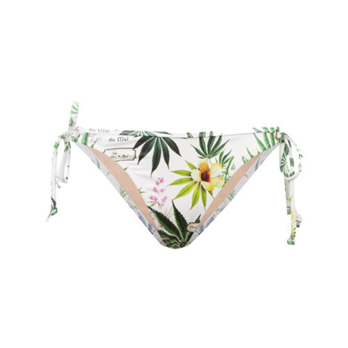 Bas de bikini multicolore Fleur Du Mal