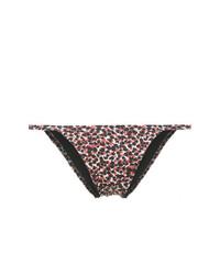 Bas de bikini multicolore Matteau