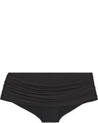 Bas de bikini noir Norma Kamali