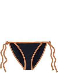 Bas de bikini noir Vix