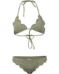 Bas de bikini olive Marysia Swim