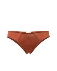 Bas de bikini orange Fleur Du Mal