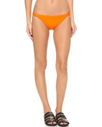 Bas de bikini orange Zero Maria Cornejo