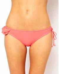 Bas de bikini rose Mouille
