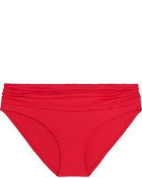 Bas de bikini rouge Melissa Odabash
