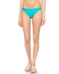 Bas de bikini turquoise Mikoh