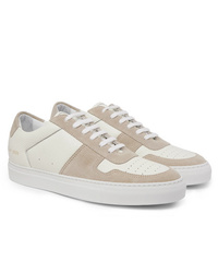 Baskets basses beiges Common Projects