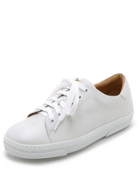 Baskets basses blanches A.P.C.