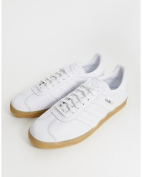Baskets basses blanches adidas Originals