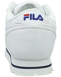 Basses Baskets Fila Baskets Blanches Basses 70FYanw