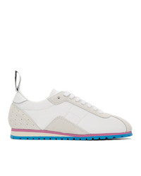 Baskets basses blanches MM6 MAISON MARGIELA
