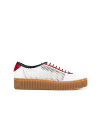 Baskets basses blanches Tommy Hilfiger