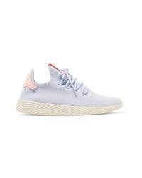 Baskets basses bleu clair adidas Originals