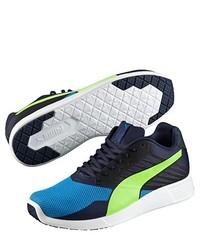 Baskets basses bleu marine Puma