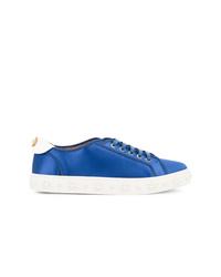 Baskets basses bleues Aquazzura