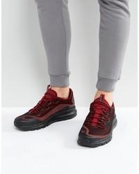 Baskets basses bordeaux Nike