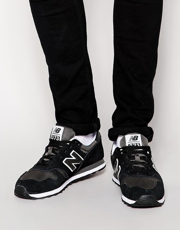 new balance noir daim