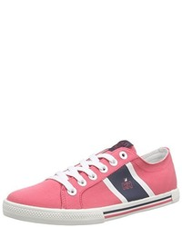 Baskets basses fuchsia Helly Hansen