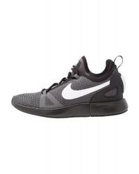 Baskets basses gris foncé Nike