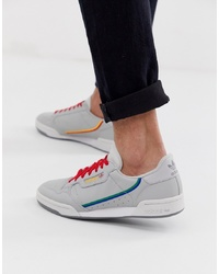 Baskets basses grises adidas Originals