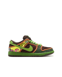 Baskets basses multicolores Nike
