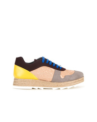Baskets basses multicolores Stella McCartney