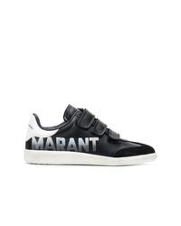 Baskets basses noires Isabel Marant
