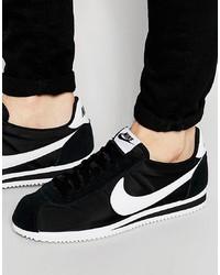 Baskets basses noires Nike