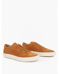 Baskets basses tabac Common Projects