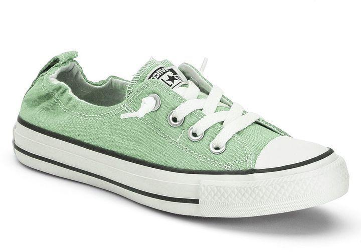 converse vert menthe