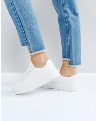 Baskets blanches Asos