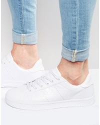 Baskets blanches Asos