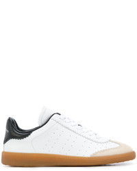 Baskets blanches Isabel Marant